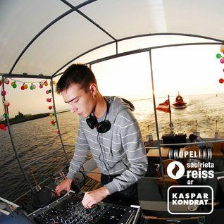 Tee-Ex live - Sunset cruise with Kaspar Kondrat 13-08-2011