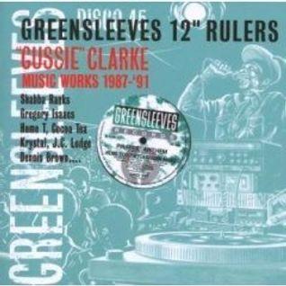 "Greensleeves 12"" Ruler mix_EmatoRas_DigitalDancehall"