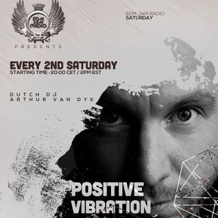 Arthur van Dyk - Positive Vibration - April 2015