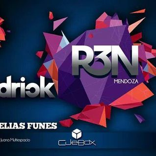 DJ R3N - In Sessions @ CueBox (29-11-14)