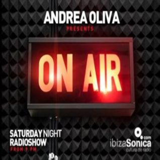 ANDREA OLIVA - ON AIR RADIO SHOW