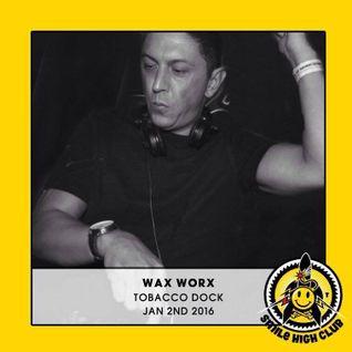 090 - LWE Mix Comp Winner - Wax Worx