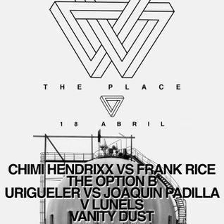 Chimi Hendrixx b2b Frank Rice - Estratechno @ The Place