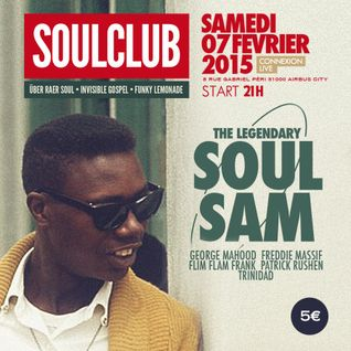 TSC #15 - Soul Sam Exclusive Mix