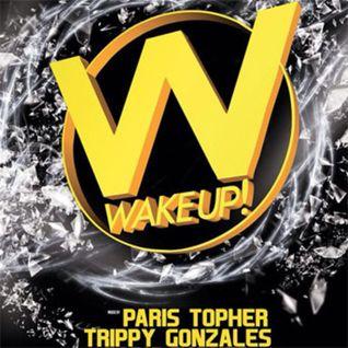 T&T (Paris'Topher vs Trippy Gonzales) Live @ Wake Up (Paris) 24-11-2013