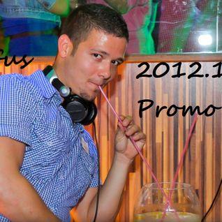 Dj Afus - 2012. Oktober Promo Mix