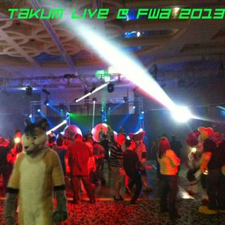 Takum Live At FWA 2013