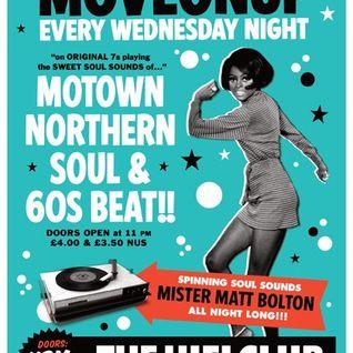 Moveonup September 2012 Mini Mix