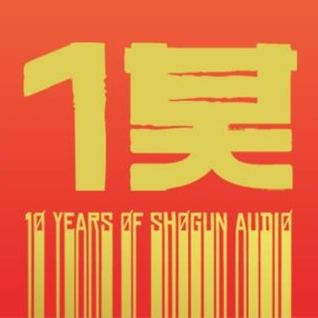 SpectraSoul (Shogun Audio) @ Star Warz presents 10 Years of Shogun Audio Promo Mix (13.02.2014)