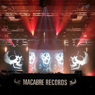 LEVEN - Dj Set record @t Macabre Records (BBC-Caen) 15/09/2012