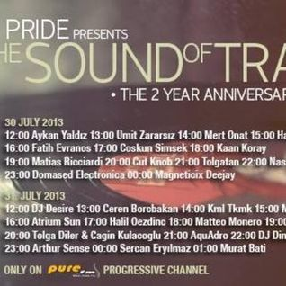 Kaan Koray - The Sound Of Trap 2nd Anniversary on Pure FM [30.07.2013]