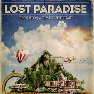 ** Dj PHB - Set Lost Paradise Part 1