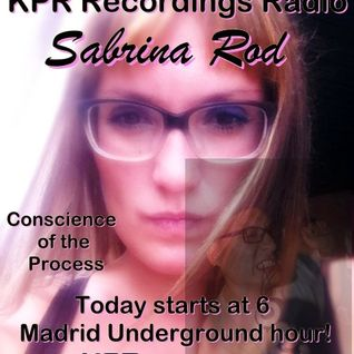 KPR Recordings Radio Sabrina Rod Conscience of Progress No.2