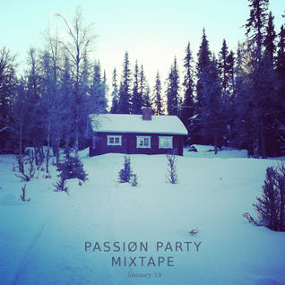 Passion Party MIXTAPE: January 2013