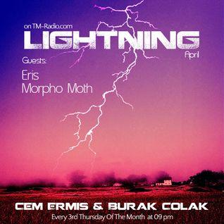 Cem Ermis & Burak Colak - LIGHTNING 009 on TM-Radio - April 2012