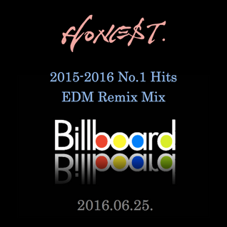 Billboard No.1 2015-2016 EDM Remix Mix #19