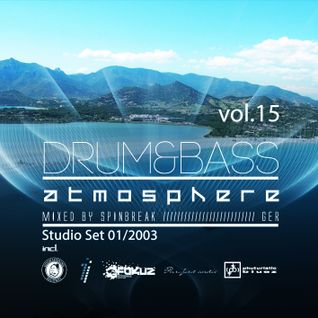 Atmosphere vol.15 (mixed by Spinbreak)