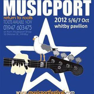Musicport Festival 2012 (extra cafe set)