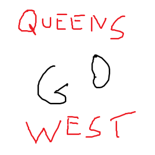queens go west