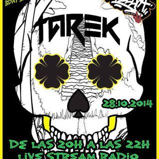La.Selva_radioshow ! 28_10_2014. DJ's. Coconutah - TAREK - Silly Tang