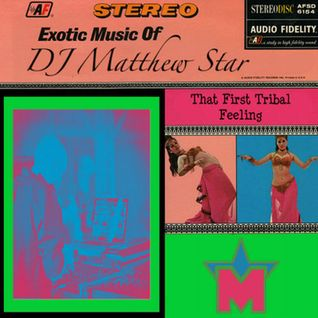 DJ Matthew Star Presents -That First Tribal Feeling (Free mp3 DL)