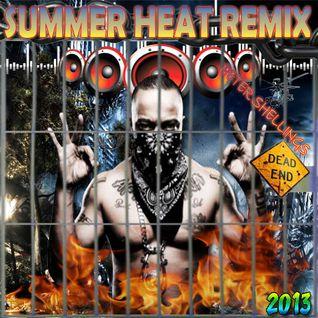 Peter Shellings - Summer Heat Remix - Mixtape - 2013
