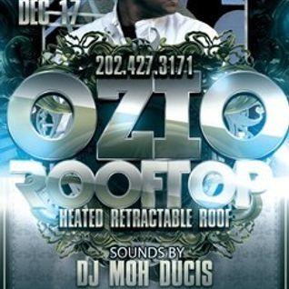 Ozio Dc live peak set 12.17.11 feat Moh Ducis