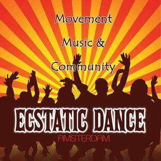 DJ SHANTO ::: Ecstatic Dance Amsterdam 12 April 2013
