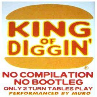 DJ Muro King of Diggin Vol 1