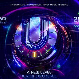 Cedric Gervais - Live @ Ultra Music Festival UMF 2014 (WMC 2014, Miami) - 30.03.2014