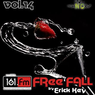 Erick Key - Free Fall vol.14 on 161.fm
