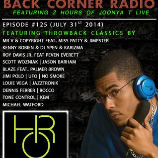 BACK CORNER RADIO: Episode #125 [#THROWBACK EDITION] (July 31st 2014)