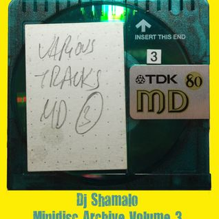 Minidisc Archives Volume 3, Part.1