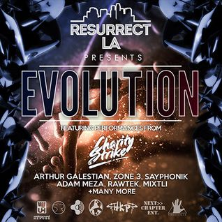 Arthur Galestian - Live at Resurrect LA: Evolution - Nov. 09, 2013