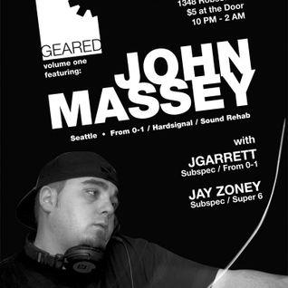 John Massey-Subspec Podcast 08-2012
