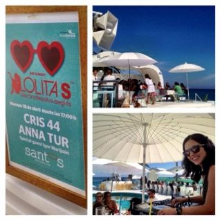 ANNA TUR @ LOLITA´S AT SANTOS COAST SUITES - PART I - 18 ABRIL 2014