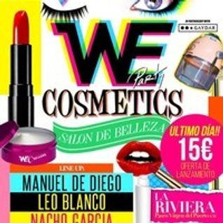 Leo Blanco live at We Party Cosmetics (7th June 2014)