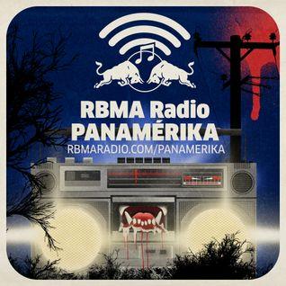 RBMA Radio Panamérika 416 - Los Stephen King's