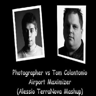 Photographer vs Tom Colontonio Airport Maximizer (Alessio TerraNova Mashup)