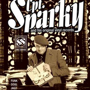 Cpt. Sparky - Radio Roxy show - dancefloor jazz