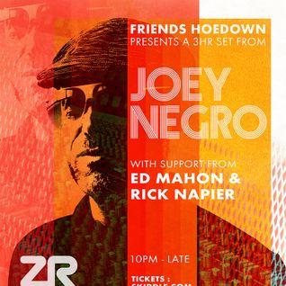 Joey Negro 2nd Blackpool promo mix - Ed Mahon