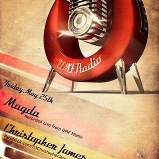 Magda - Live @ Ultra Music Festival Miami (DJ Set) - 2012-03