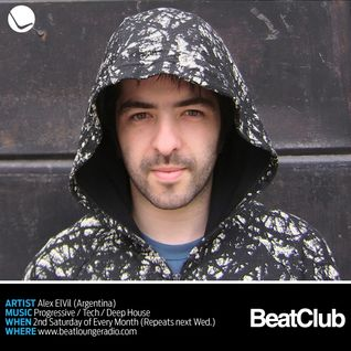 BeatClub By Alex ElVíl @ BeatLounge Radio (#47)