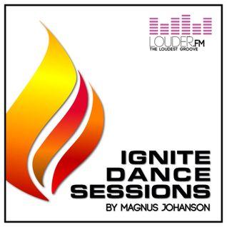Ignite Sessions Mix #50 (Pt. 1) Techno by Magnus Johanson