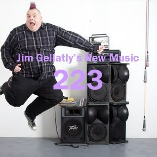 Jim Gellatly's New Music episode 223