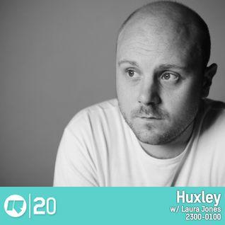 Rinse FM Show - Huxley w/ Laura Jones - 17th November 2014