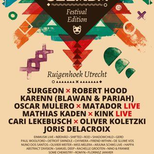 Daniel Stefanik @ Soenda Festival - Utrecht (17.05.2014)