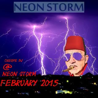 Ciuliano's Birthday @ Neon Storm february 2015