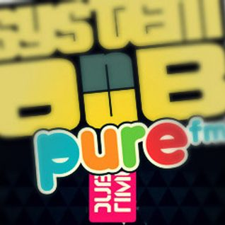 SystemDub radio show 13-10-12 - Pure FM - Special DUB-TIMUS XL party