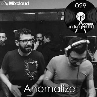 AU 029: Anomalize